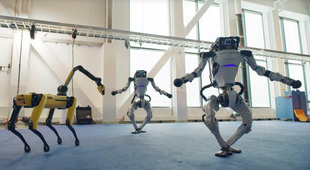 ロボット市場とビデオポーカー